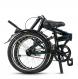Велосипед складной Forward Enigma 1.0 (2016) black 2