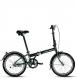 Велосипед складной Forward Enigma 1.0 (2016) black 1