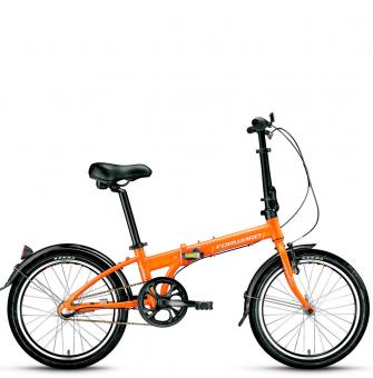 Велосипед складной Forward Enigma 3.0 (2016) orange