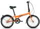 Велосипед складной Forward Enigma 3.0 (2016) orange 1
