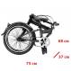 Велосипед складной Forward Enigma 3.0 (2016) orange 2