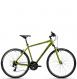 Велосипед Cube Curve (2016) green 1