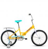 """Детский велосипед Forward Timba Boy (20"""" 1ск) желтый"""