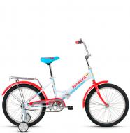 """Детский велосипед Forward Timba Boy (20"""" 1ск) белый"""