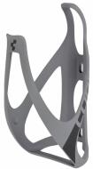 Флягодержатель Cube HPP Bottle Cage матовый серый/черный