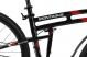 Велосипед складной Montague Allston black/red (2016) 5
