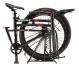 Велосипед складной Montague Allston black/red (2016) 6