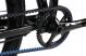 Велосипед складной Montague Allston black/red (2016) 9