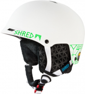 Shred Half Brain D-Lux Norfolk Green (2016)