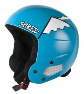 Shred Brain Bucket WhyWeShred blue