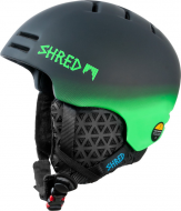 Shred Slam-Cap Dark Fader Green