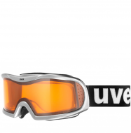 Uvex vision optic silver