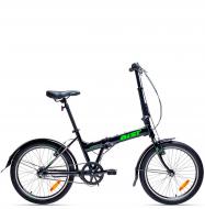 Велосипед складной Aist Compact 2.0 (2016)
