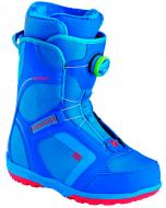 Ботинки для сноуборда Head Scout Pro Boa blue (2017)