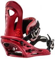 Крепление для сноуборда Flux PR 15-16 red