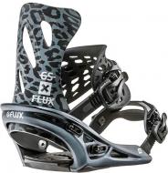 Крепления для сноуборда Flux GS 15-16 black cheetah