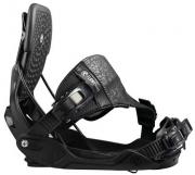 Крепления для сноуборда Flow Minx Hybrid black (2017)