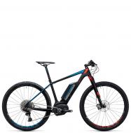 Электровелосипед Cube Elite Hybrid C62 SLT 500 29 (2017)