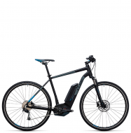 Электровелосипед Cube Cross Hybrid PRO 400 (2017)
