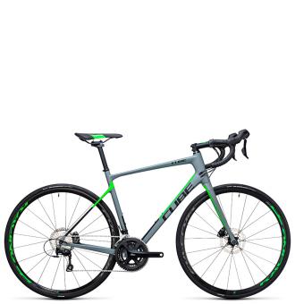 Велосипед Cube Attain GTC Pro Disc (2017)