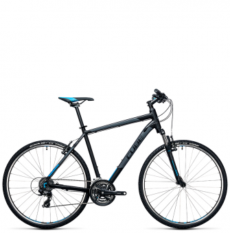 Велосипед Cube Curve (2017)