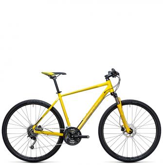 Велосипед Cube Curve PRO (2017) lime´n´black