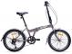 Велосипед складной Aist Compact 1.0 (2016) 2