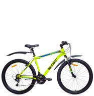 Велосипед Aist Quеst (2018) Yellow