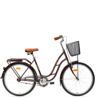 "Велосипед Aist Tango 1.0 26"" Brown"