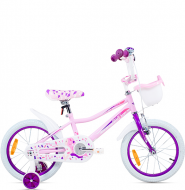 Детский велосипед Aist Wiki 16 pink