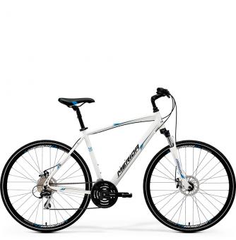 Велосипед Merida Crossway 20-MD (2017) White