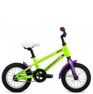 Детский велосипед Format 12 yellow (2017)