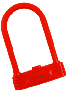 Замок велосипедный KZU 250 красный