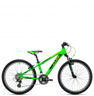 Подростковый велосипед Cube Kid 240 (2017) black´n´green