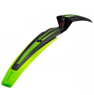 Крыло переднее Cube Performance 29 чёрный/зеленый