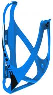 Флягодержатель Cube Bottle Cage HPP матовый синий/черный