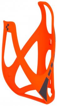 Флягодержатель Cube Bottle Cage HPP матовый ярко-красный/черный