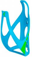Флягодержатель Cube Bottle Cage HPP матовый синий/зеленый