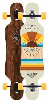 "Лонгборд Arbor Genesis Premium Series 38"" (2017)"