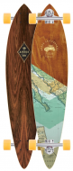 Лонгборд Arbor Fish Premium Groundswell Series 37