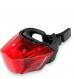 Фонарь задний Kross RED DRAL 1