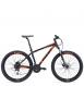 Велосипед Giant Talon 3 black/orange (2017) 1