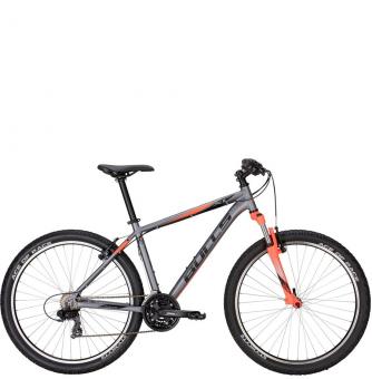 Велосипед Bulls Pulsar 27,5 (2017) grey matt