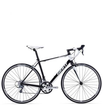 Велосипед Giant Defy 5 blackwhite (2016)
