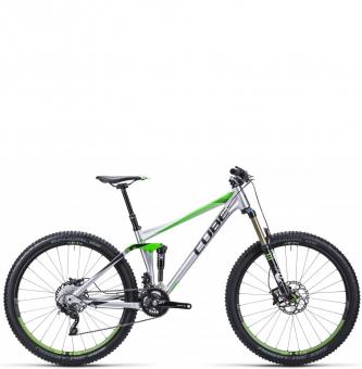 Велосипед CUBE STEREO 140 HPA RACE 27.5 (2015)