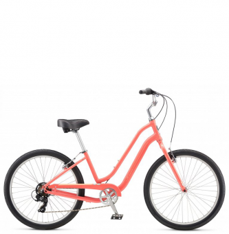 Велосипед Schwinn Streamliner 2 Woman coral (2017)