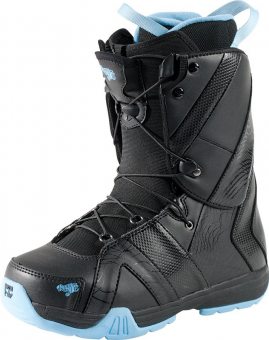 Ботинки для сноуборда Rome Memphis Blk/Blue
