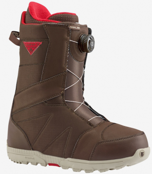 Ботинки для сноуборда Burton Highline Boa brown (2017)