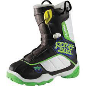 Ботинки для сноуборда Rome Mini Shred