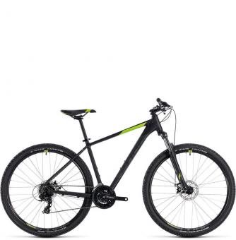 Велосипед Cube Aim 29 (2018) black´n´green
